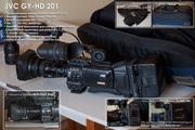 Продаю JVC GY-HD 201