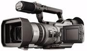 Продам видеокамеру SONY VX2100E Pal + ширик