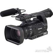 Новая профессиональная видеокамера Panasonic AG-AC160AEN