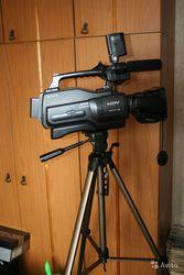 Продам профессиональную цифровую видеокамеру SONY. б/у. Тобольск,  Тюмень.