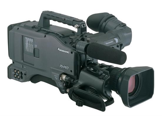 Видеокамера Panasonic AG-HPX500E c HD объективом