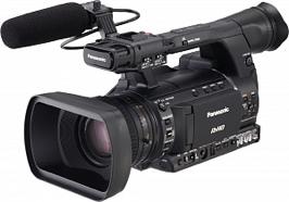 Профессиональная видеокамера Panasonic AG-HPX250 EN