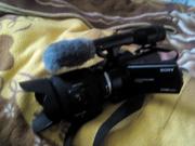Продам видеокамеру Sony Nex vg30eh