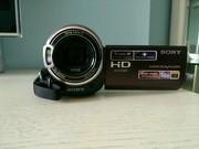 Продаю видеокамеру SONY HDR-CX350E