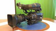 Камкордер формата HDV JVC GY-HD110